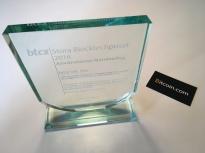 Stora Blocktechpriset 2016